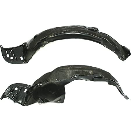 Fender Liner for 2013-2016 Honda Accord Front Left/& Right Side Coupe Set of 2