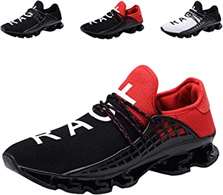 Women and Men Walking Sneakers Slip on Blade Outdoor Sport Casual Shoes
