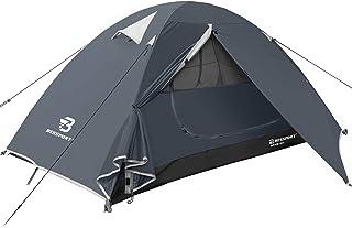 Bessport, tenda da campeggio ultraleggera, impermeabile, 3 – 4 stagioni, tenda a cupola istantanea, per trekking, attività...
