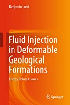 Fluid Injection in Deformable Geological Formations: Energy Related Issues