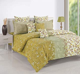 Swayam Sparkle Collection - SBS 1 Flat Sheet