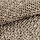 NOVELY® MAKAO moderner und kuscheliger Möbelstoff mit