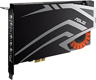 ASUS Strix SOAR 7.1 PCIE Gaming Sound Card, 90YB00J0-M1UA00 (7.1 PCIE Gaming Sound Card)