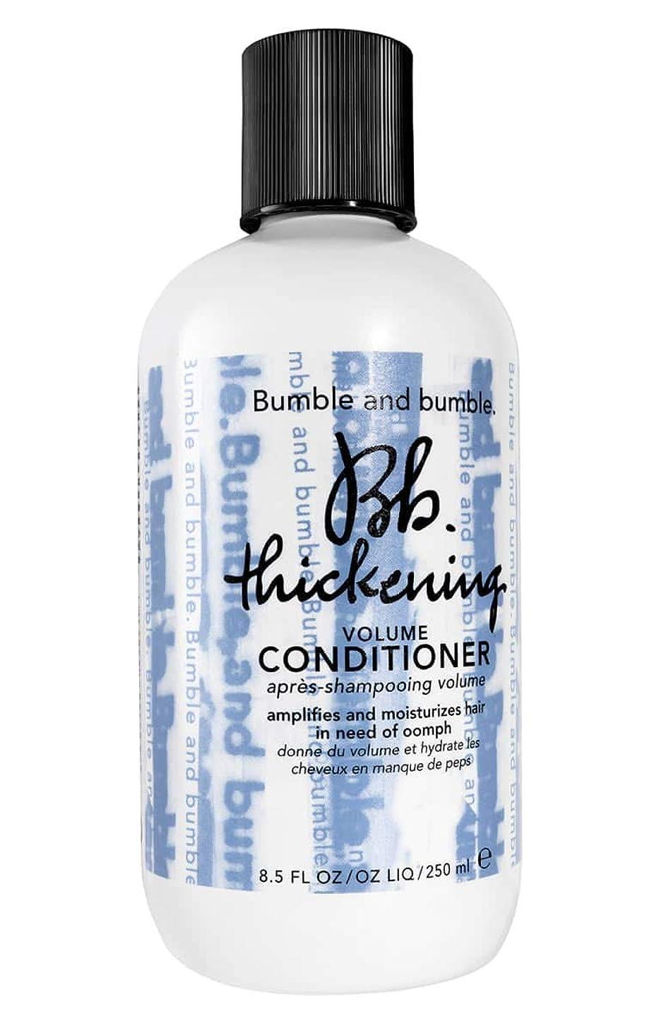 以下促すタイムリーなバンブルアンドバンブル Bb. Thickening Conditioner (Fine to Medium Hair) 250ml/8.5oz並行輸入品