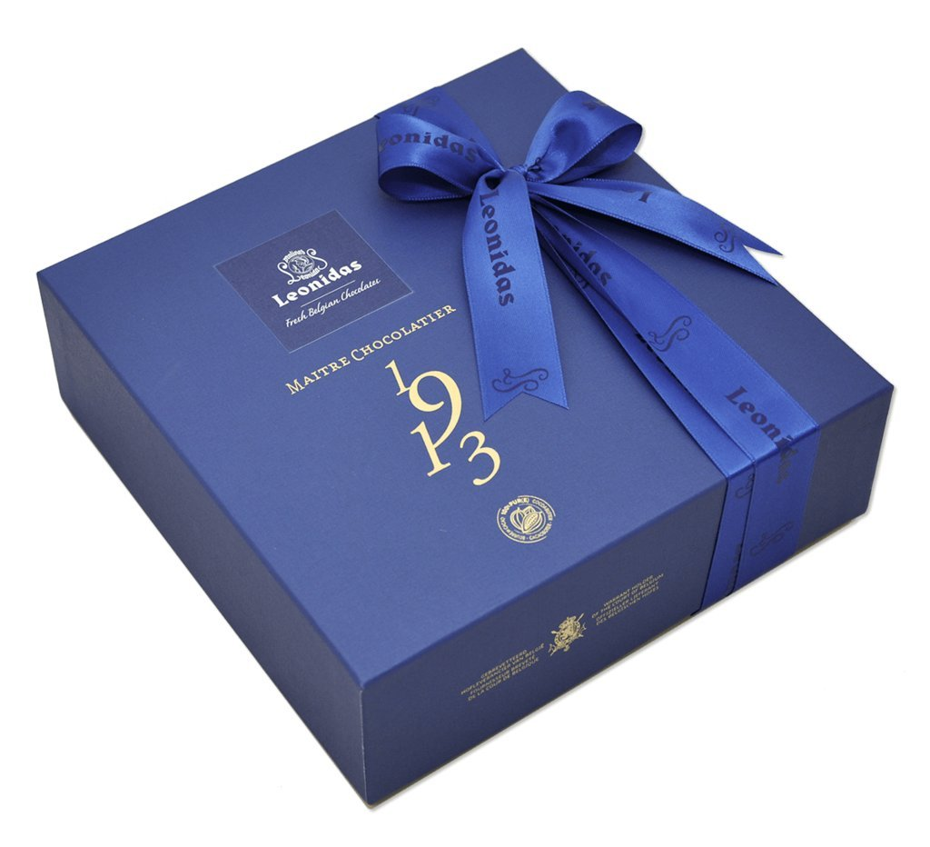 Reservation New product Leonidas Chocolates - Heritage Collection Gift Box Santiago B