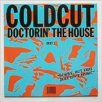 Doctorin' the house (1988, black vinyl) / Vinyl Maxi Single [Vinyl 12'']