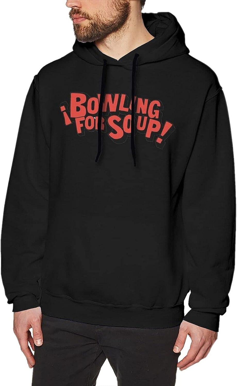 Berniellis Bowling For Soup Fashion Men'S free shipping Long Seattle Mall Sportswear Hoodie