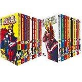 My Hero Academia Series Volume 1 - 20 Books Collection Set by Kouhei Horikoshi