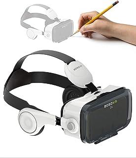 XGVRYG Auricular VR Gafas 3D de Realidad Virtual/Casco/Auriculares/Gafas para iPhone/Samsung/Smartphones