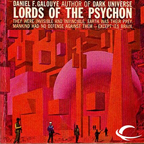 Lords of the Psychon audiobook cover art