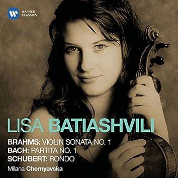 Brahms, Bach & Schubert: Violin Works