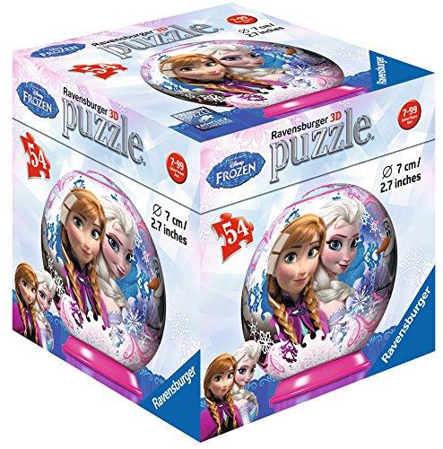 Disney La Reine des Neiges 3D Puzzle 54 pièces