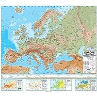 ヨーロッパ高度な政治教室マップonローラーW /ブラケット