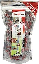 Fischer Big Pack DUOPOWER 536382 Universele pluggen voor elk type muur, gipskarton, gasbeton, 6 x 30 mm