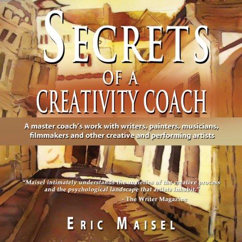 Secrets of a Creativity Coach cover art