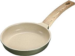 YUMEIGE Elektrische bakvorm Maifan stenen anti-stick pan, inductiekookplaat huishoudelijke kleine koekenpan, platte pan pa...