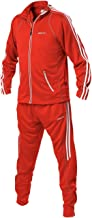 Cliff Keen Freestyle Wrestling Warm-Up Suit SCARLET Jacket Pants WS4711