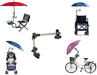 Domybest b/éb/é poussettes Poussette Parasol Landau Poussette Parapluie anti UV r/églable stretch support parapluie