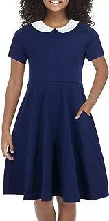 Best peter pan collar dress girl Reviews