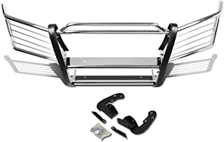 DNA Motoring GRILL-G-013-SS Front Bumper Brush Grille Guard