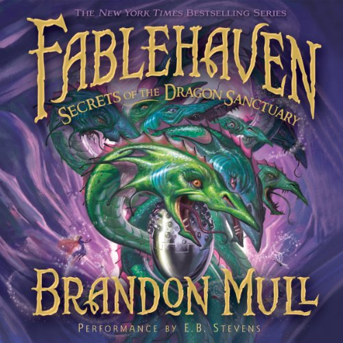 Fablehaven, Book 4 audiobook cover art
