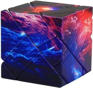 Ydq Ensemble Speed Cube, Vitesse Cube De Magique; Autocollant Spin Lisse Super Durable avec des Couleurs Vives pour; Facile