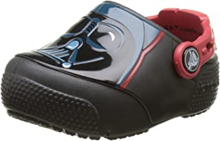 Crocs Kids' Fun Lab Light-Up Darth Vader Clog