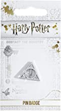 HARRY POTTER HPPB0054 Deathly Hallows Pin, Multicoloured, One Size