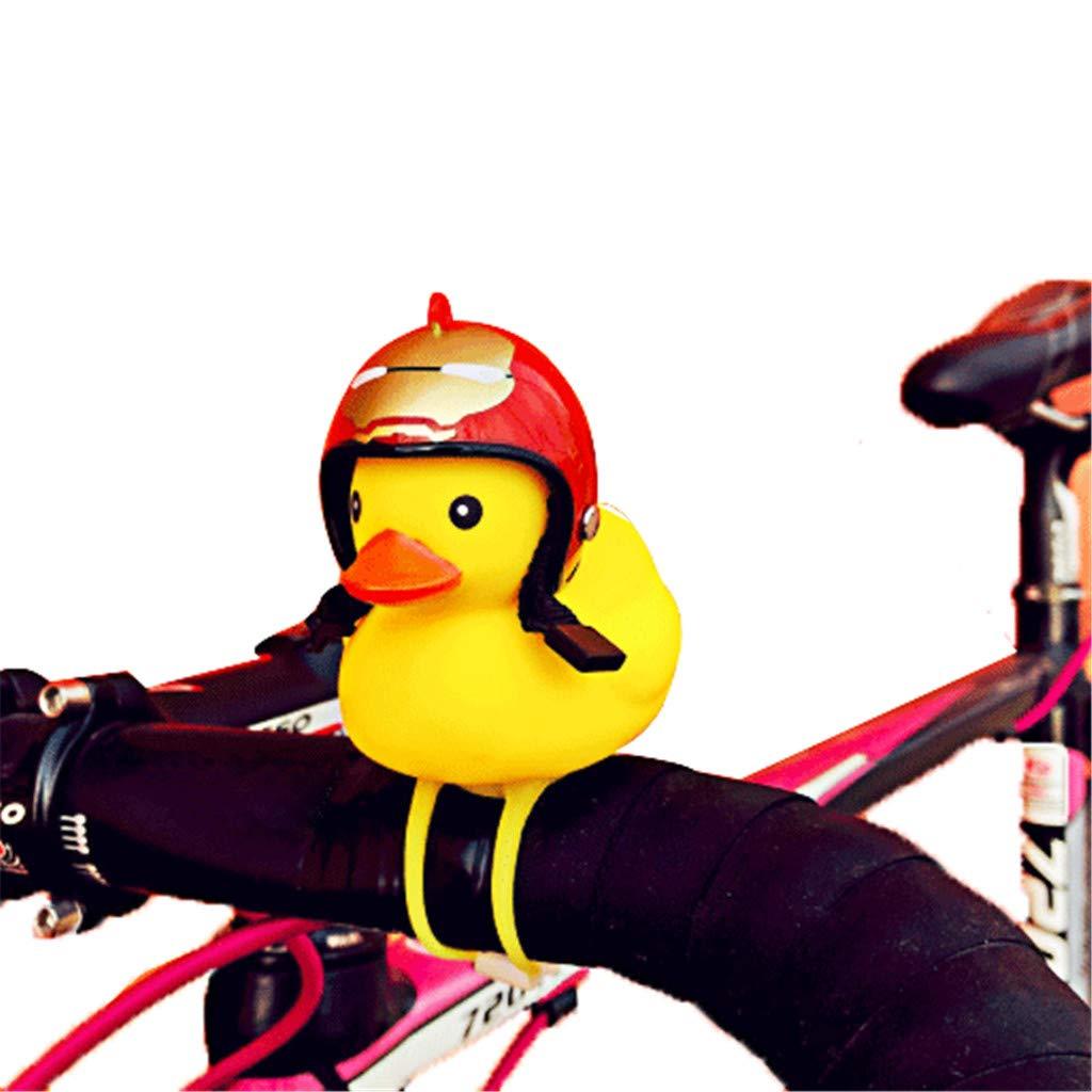 IOIOIPO Timbre De Bicicleta, Patito Amarillo De Dibujos Animados ...