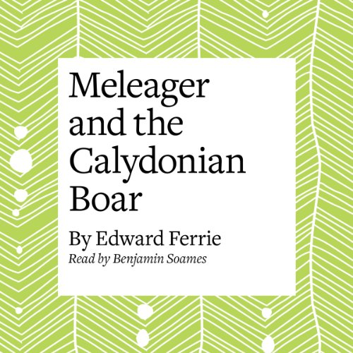 Meleager and the Calydonian Boar cover art