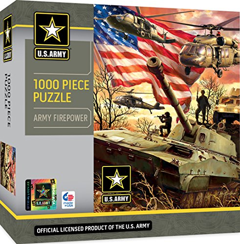 1000 piece puzzles military - 1