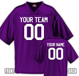 Amazon com: Purple - Jerseys / Clothing: Sports & Outdoors