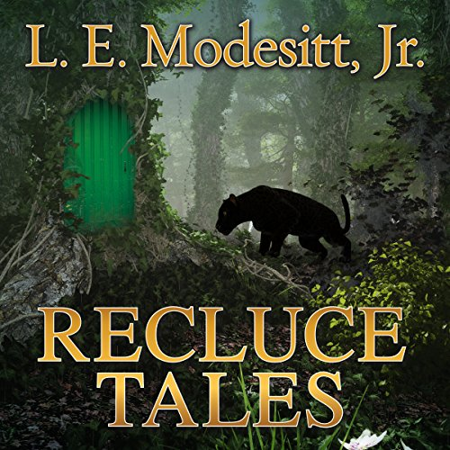 Recluce Tales audiobook cover art