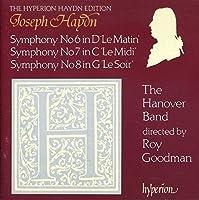 Symphonies Nos. 6, 7 & 8