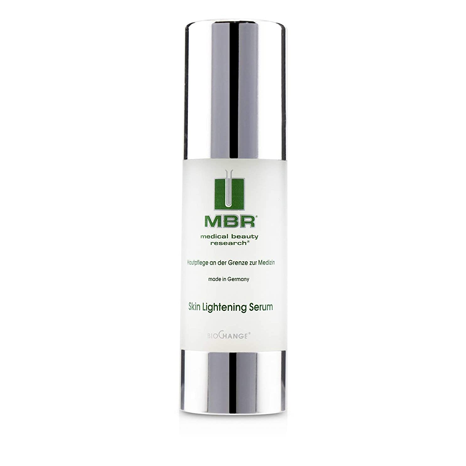 光沢のある何でも王朝MBR Medical Beauty Research BioChange Skin Lightening Serum 30ml/1oz並行輸入品
