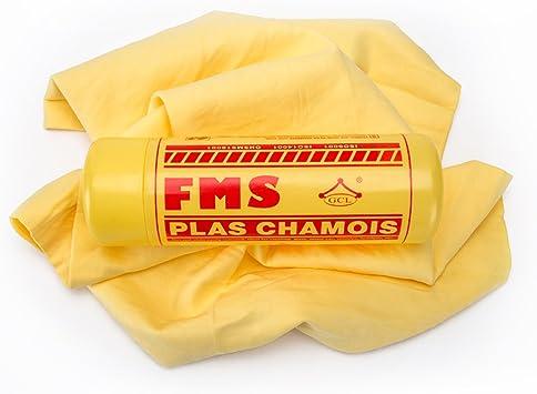 FMS Spessi Panno in Pelle di Daino Sintetica per Asciugatura