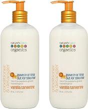 product image for Nature's Baby Organics Conditioner & Detangler, Vanilla Tangerine, 16 Fl Oz (Pack of 2)