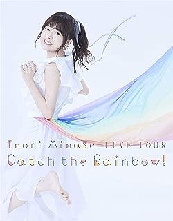 【初回仕様特典あり】Inori Minase LIVE TOUR Catch the Rainbow! [Blu-ray](特製BOX、特製トレカ、別冊40Pフォトブック封入)...
