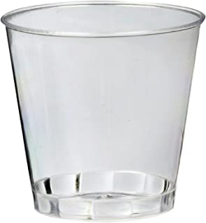 Perfect Stix Shot Glass 2-50ct Disposable Shot Glasses, 2 oz, Clear (Pack of 50)