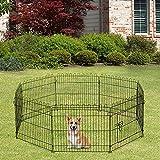 Zoom IMG-1 pawhut recinto per gatti cani