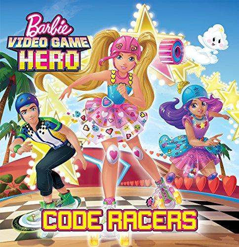 Barbie Video Game Hero Code Racers (Barbie) (Pictureback(R))