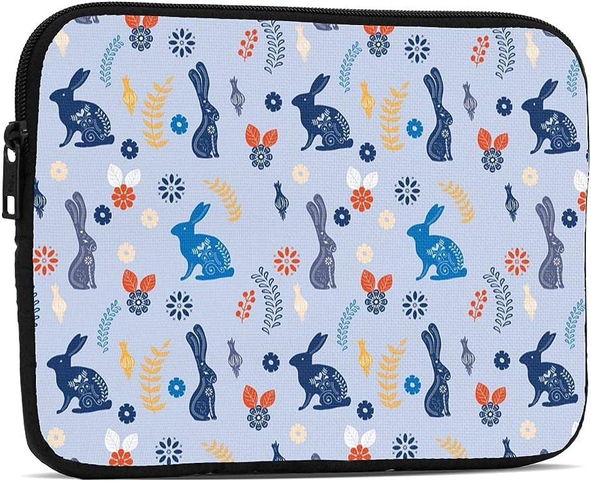 Bunnies Fox and Max 80% OFF Flowers iPad 5 Low price Case Mini Shoc Sleeve