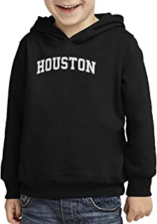 Haase Unlimited Houston - State Proud Strong Pride Toddler/Youth Fleece Hoodie