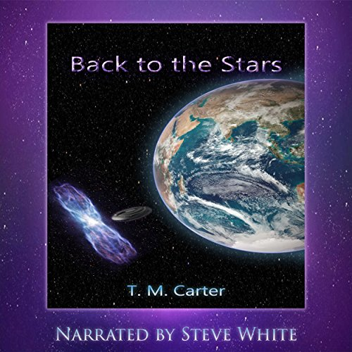 Back to the Stars audiobook cover art