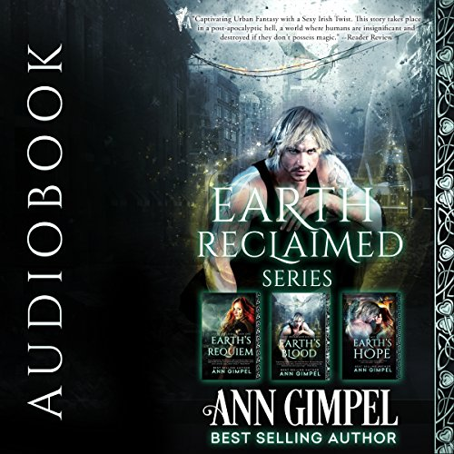 Earth Reclaimed audiobook cover art