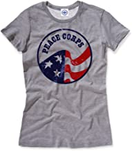 Hank Player U.S.A. Vintage Peace Corps Women's T-Shirt