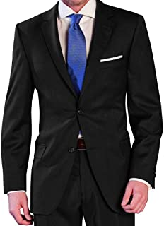 Lanificio Tessuti Italia 1941413 Regular Fit Men's Suit Made of Pure Virgin Wool in Various Colours 44-64, 24-32, 90-122)