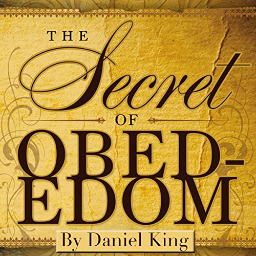 Secret of Obed-Edom cover art