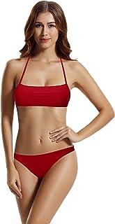 8be5310cd83 Amazon.com  zeraca - Swimsuits   Cover Ups   Clothing  Clothing ...