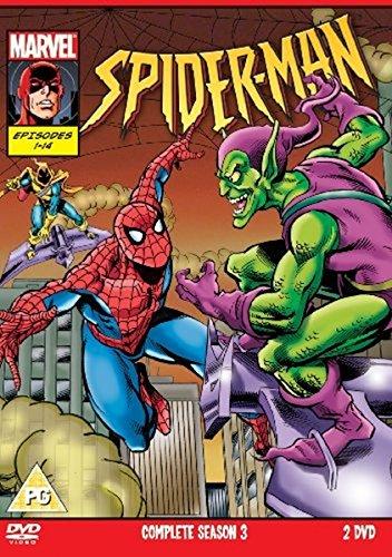 Spider-Man - Staffel 3 [2 DVDs]